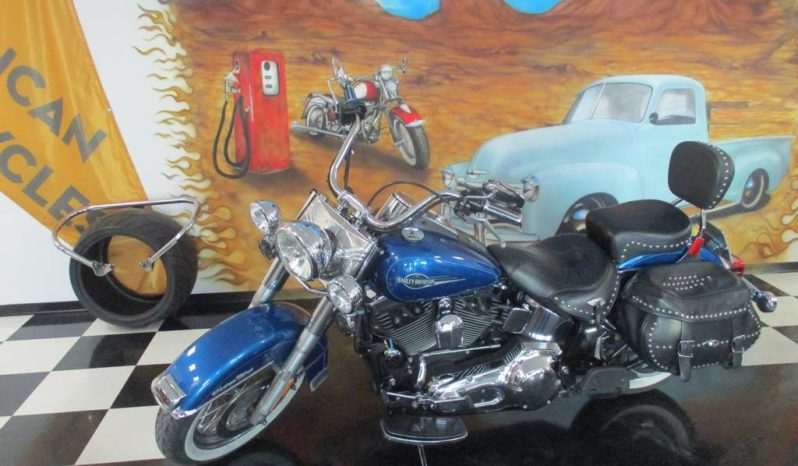 Harley Davidson Heritage Softail Classic completo