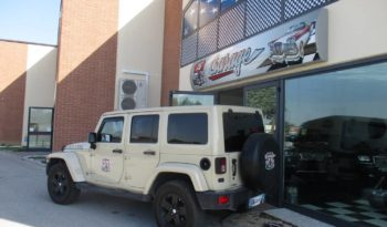 Jeep Wrangler Unlimited completo